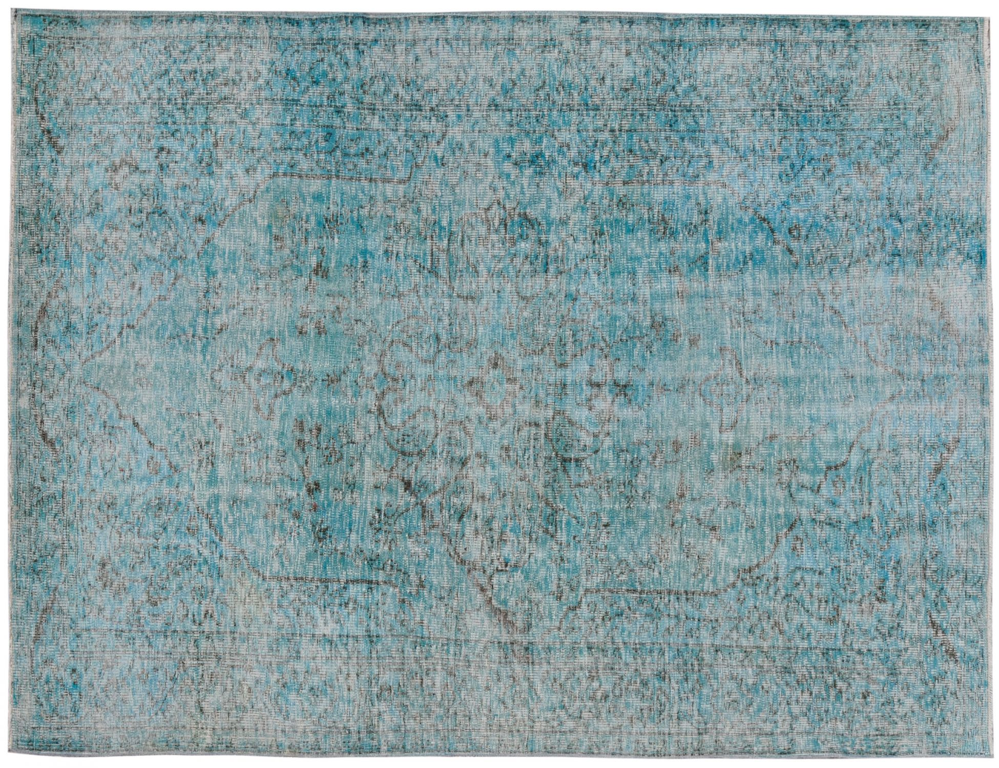 Vintage Carpet  blue <br/>305 x 200 cm