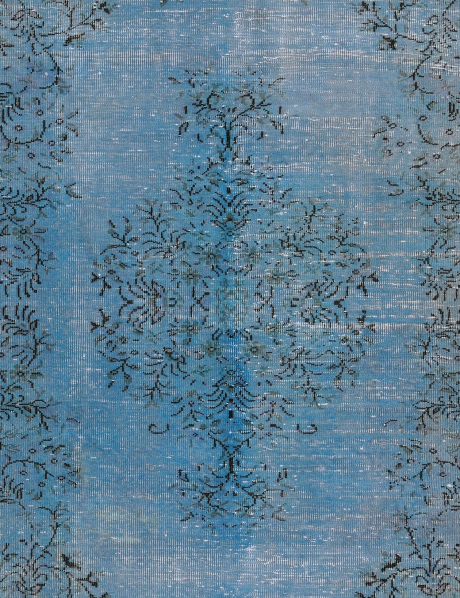 Vintage Carpet  blue <br/>270 x 162 cm