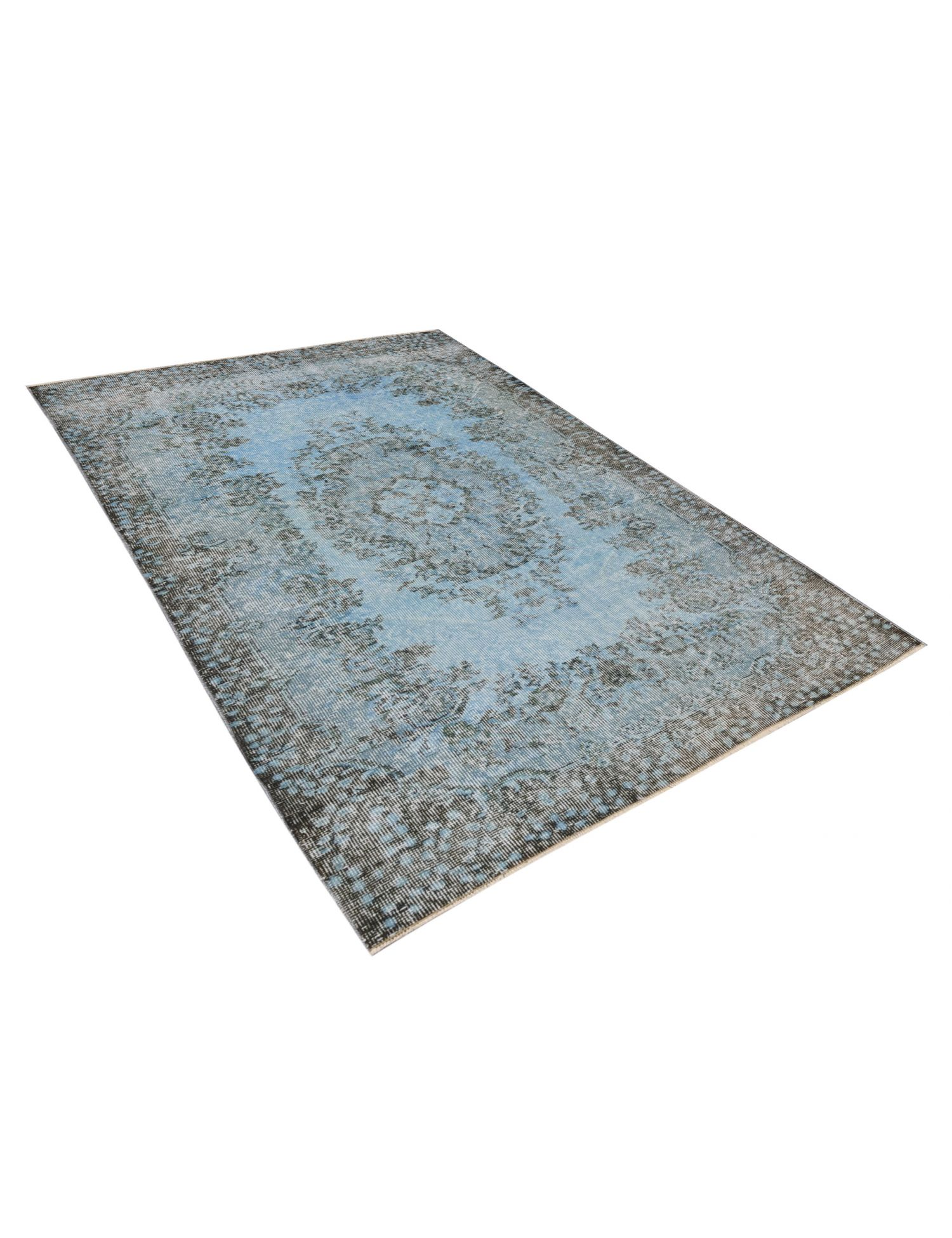 Vintage Carpet  blue <br/>202 x 120 cm
