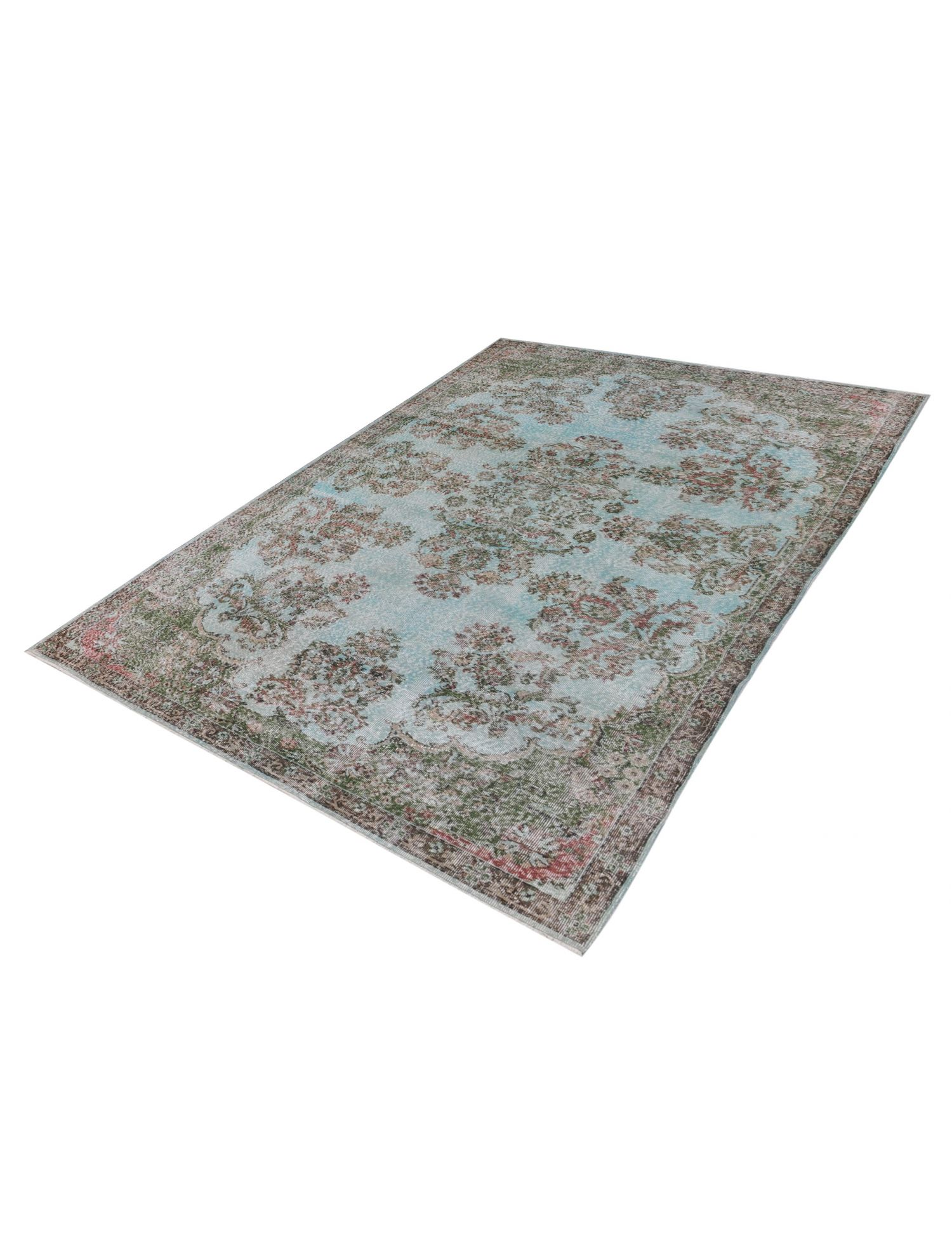 Vintage Carpet  blue <br/>351 x 203 cm