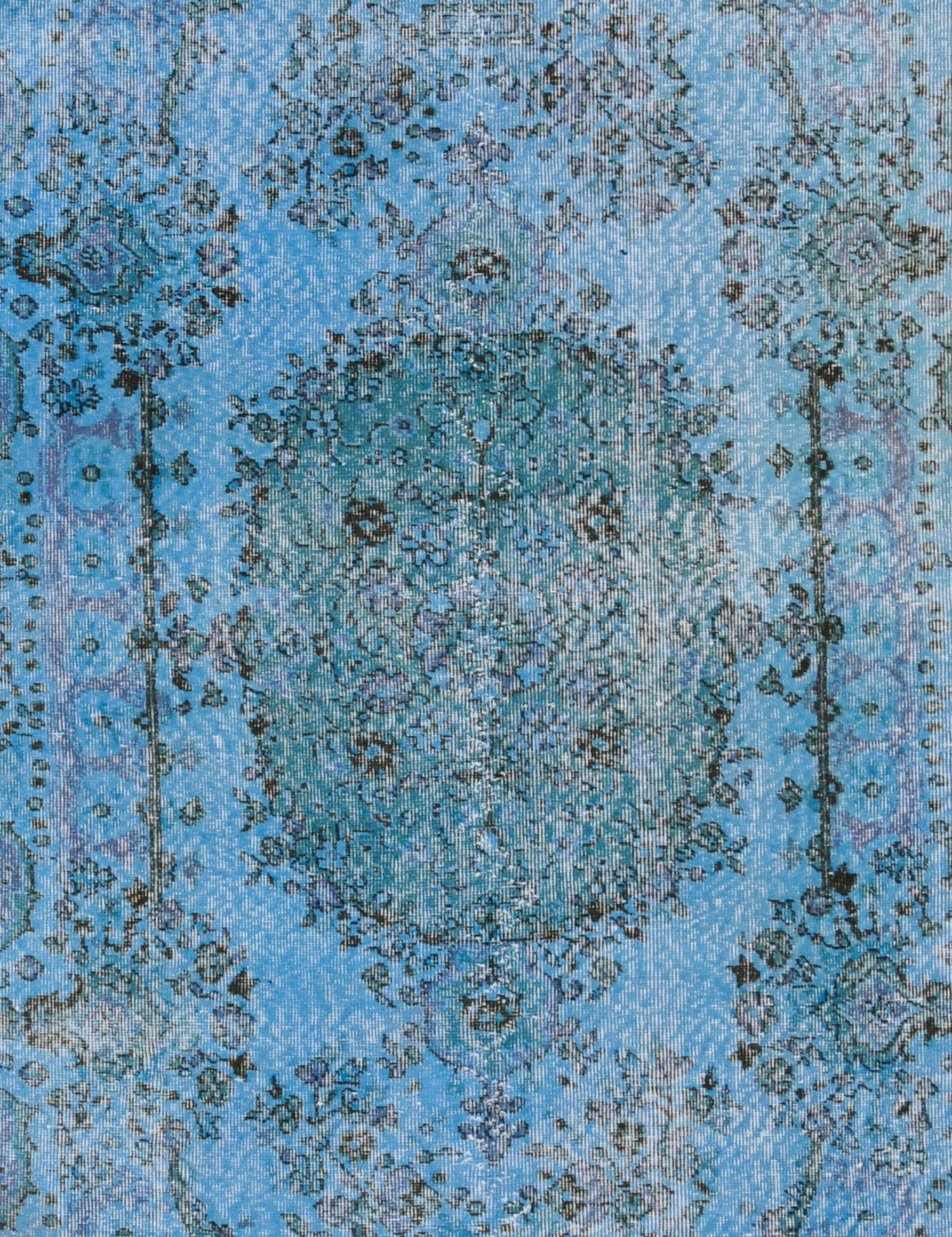 Vintage Carpet  blue <br/>287 x 173 cm