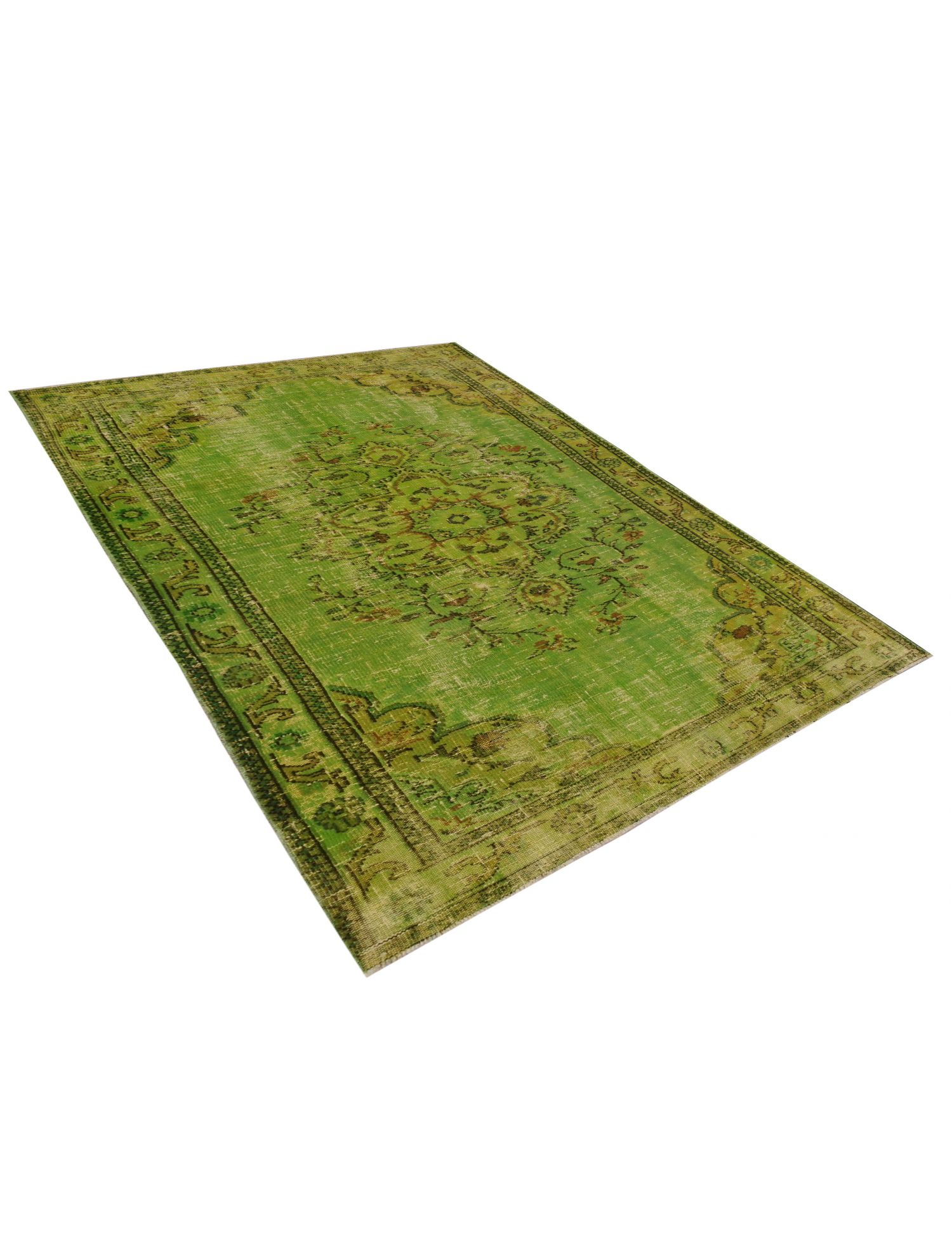 Vintage Carpet  green <br/>270 x 152 cm