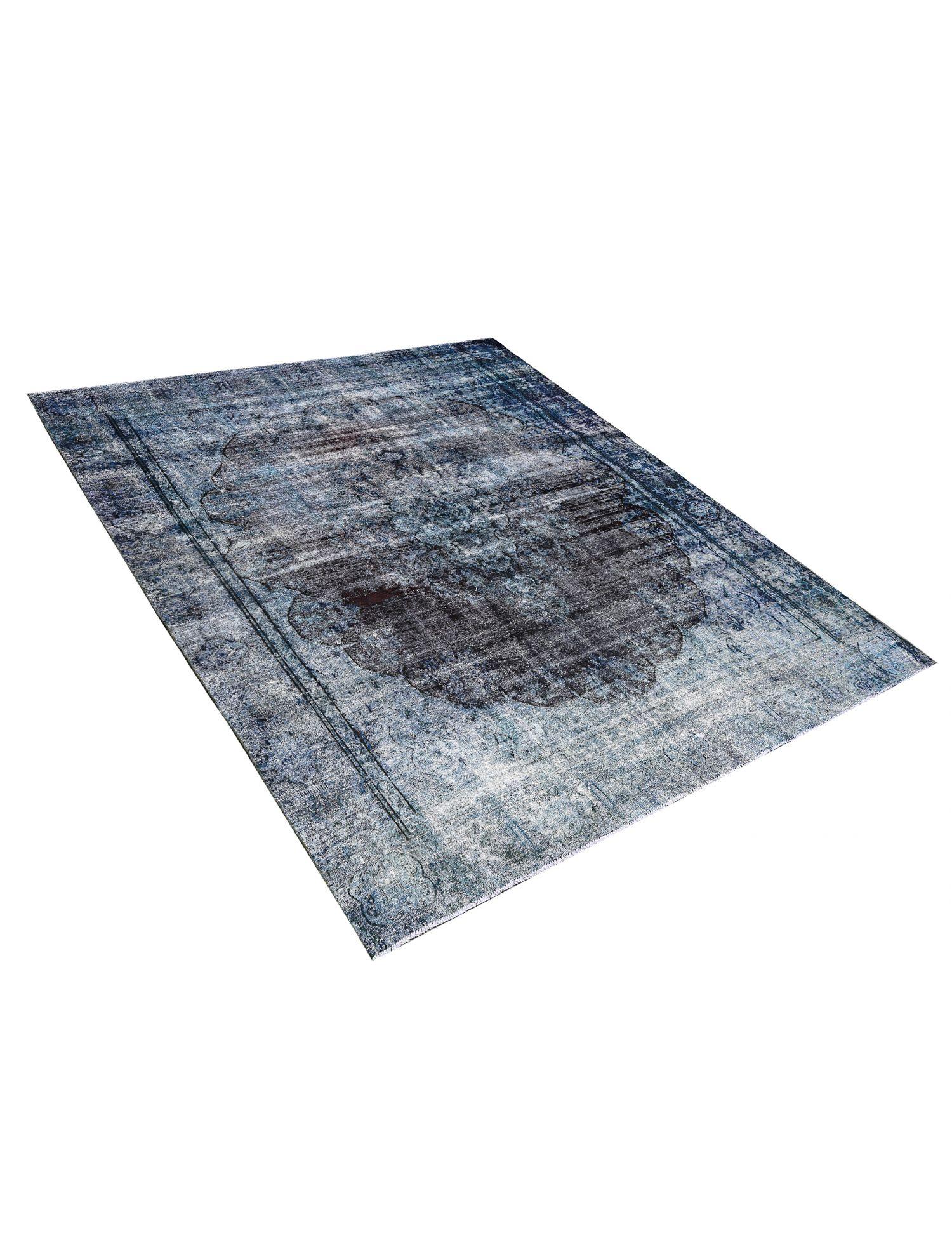 Vintage Teppich  blau <br/>374 x 272 cm