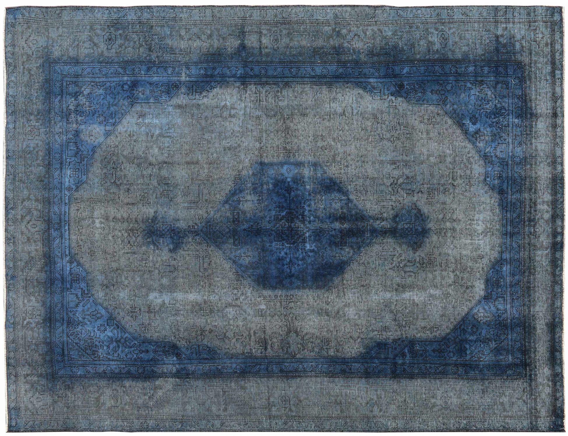 Vintage Teppich  blau <br/>346 x 245 cm