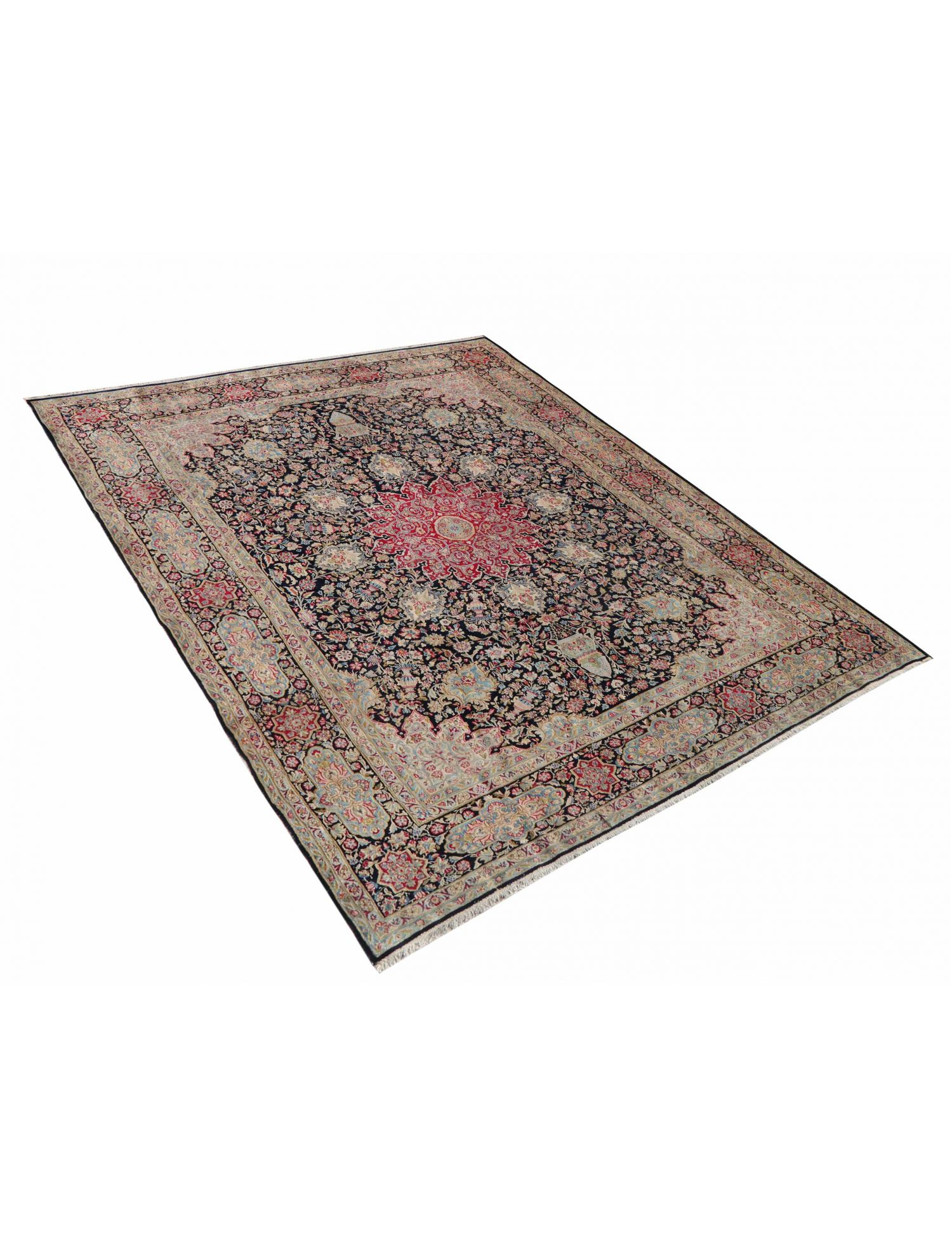 Persian Rug  blue <br/>410 x 293 cm