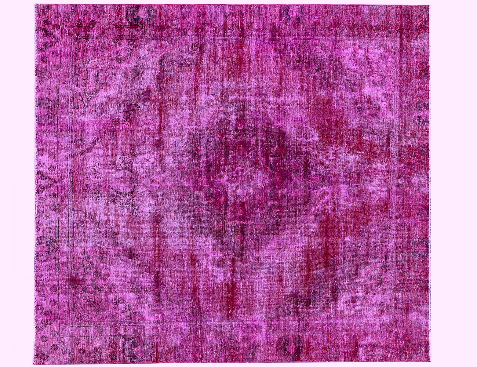 Vintage Carpet  purple <br/>249 x 262 cm