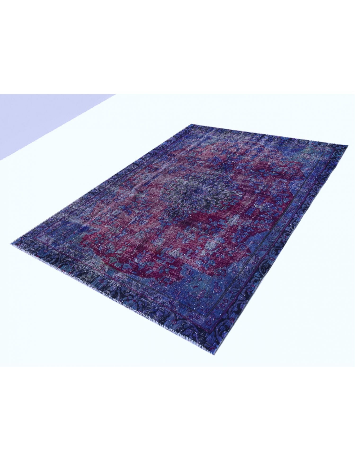 Vintage Carpet  purple <br/>257 x 172 cm