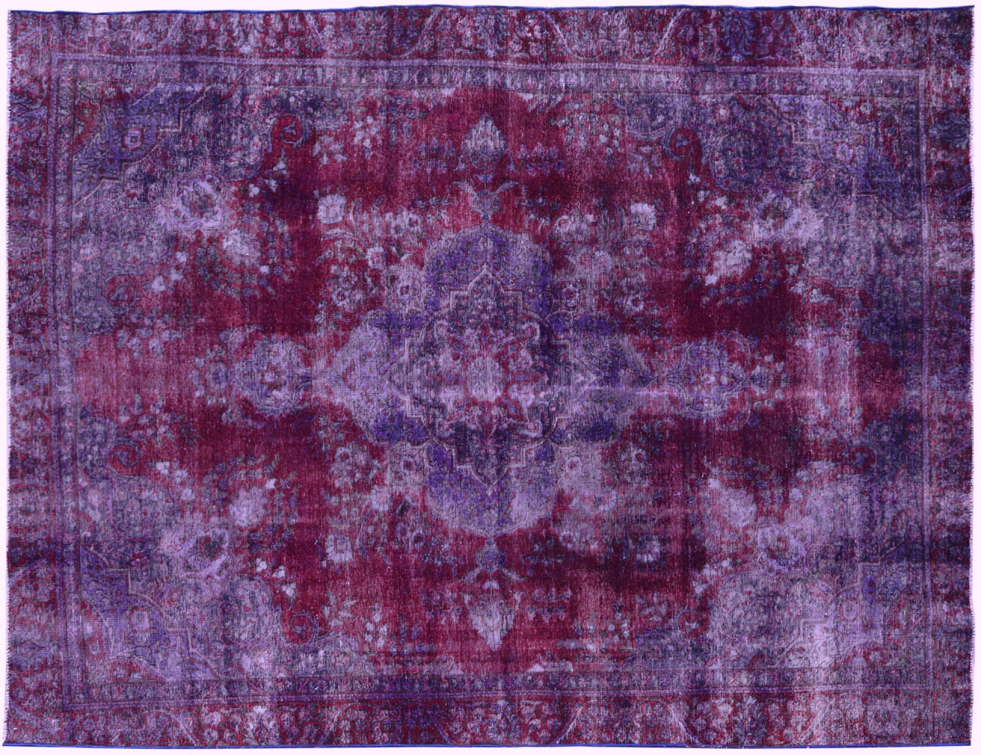 Vintage Carpet  purple <br/>360 x 260 cm