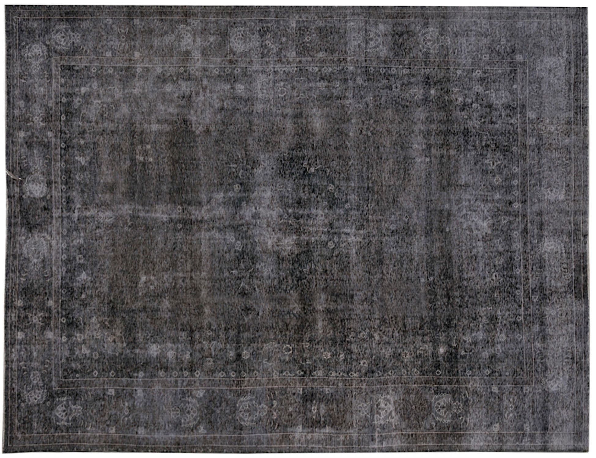 Vintage Carpet  grey <br/>380 x 279 cm
