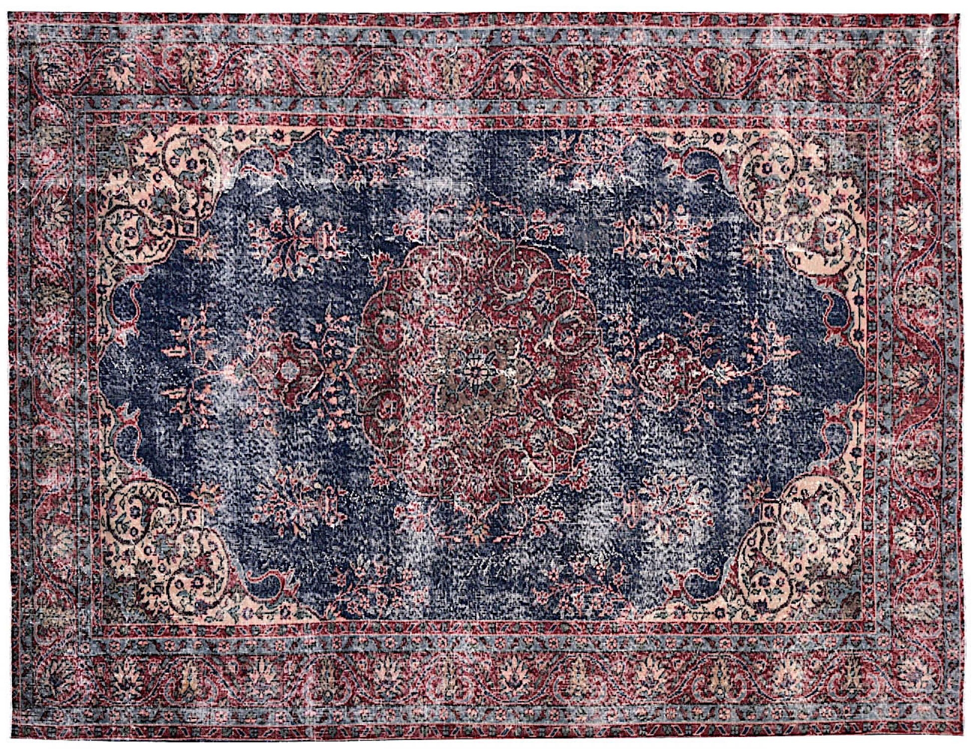 Vintage Carpet  blue <br/>306 x 214 cm