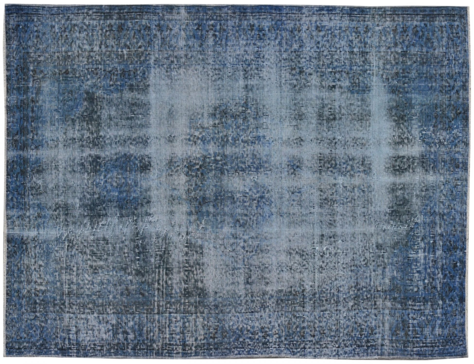 Vintage Carpet  blue <br/>195 x 105 cm