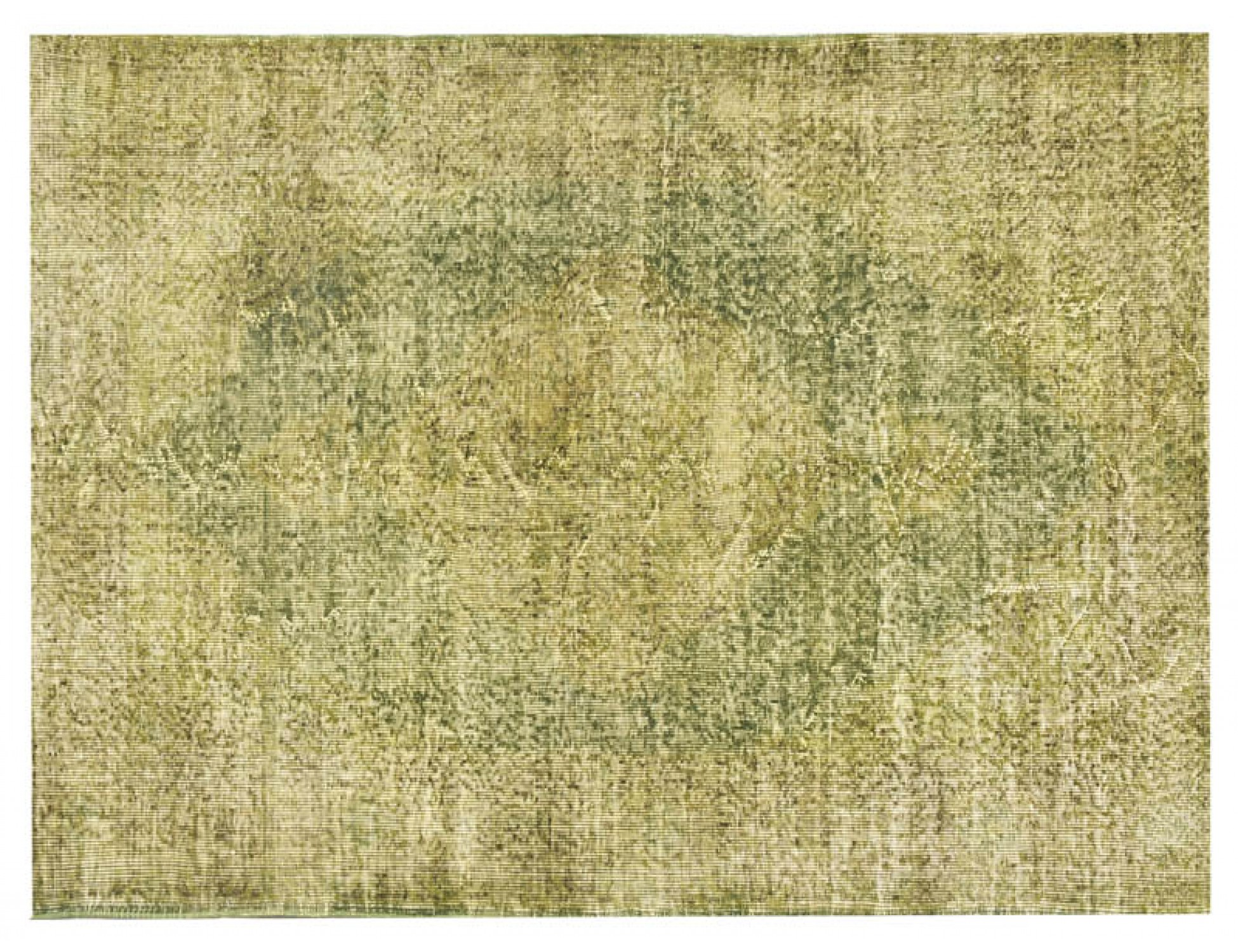 Vintage Carpet  green <br/>201 x 111 cm