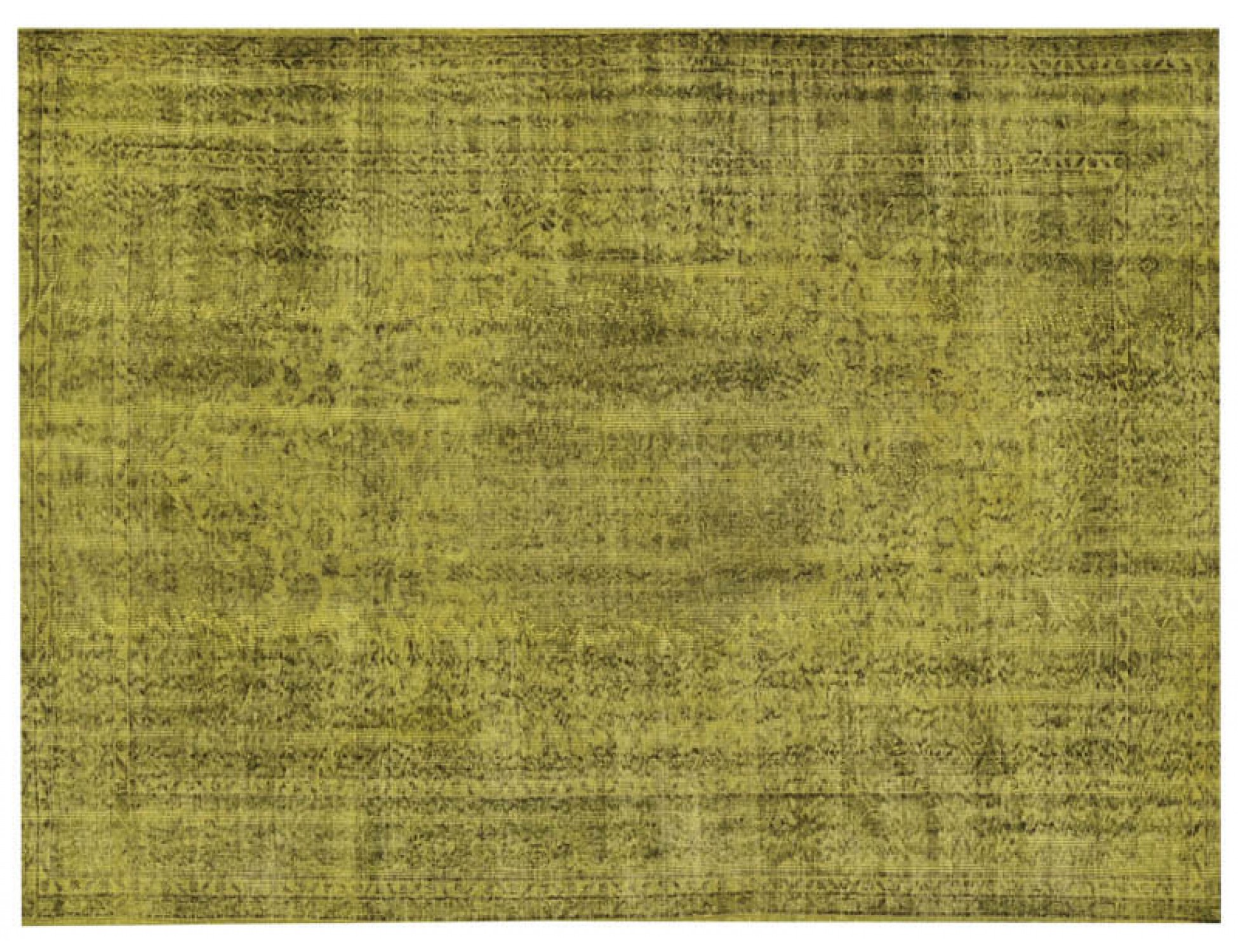 Vintage Carpet   green <br/>263 x 194 cm