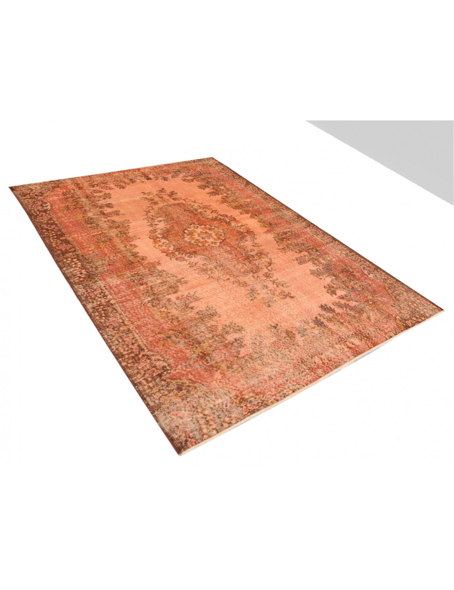 Vintage Carpet  orange <br/>283 x 188 cm
