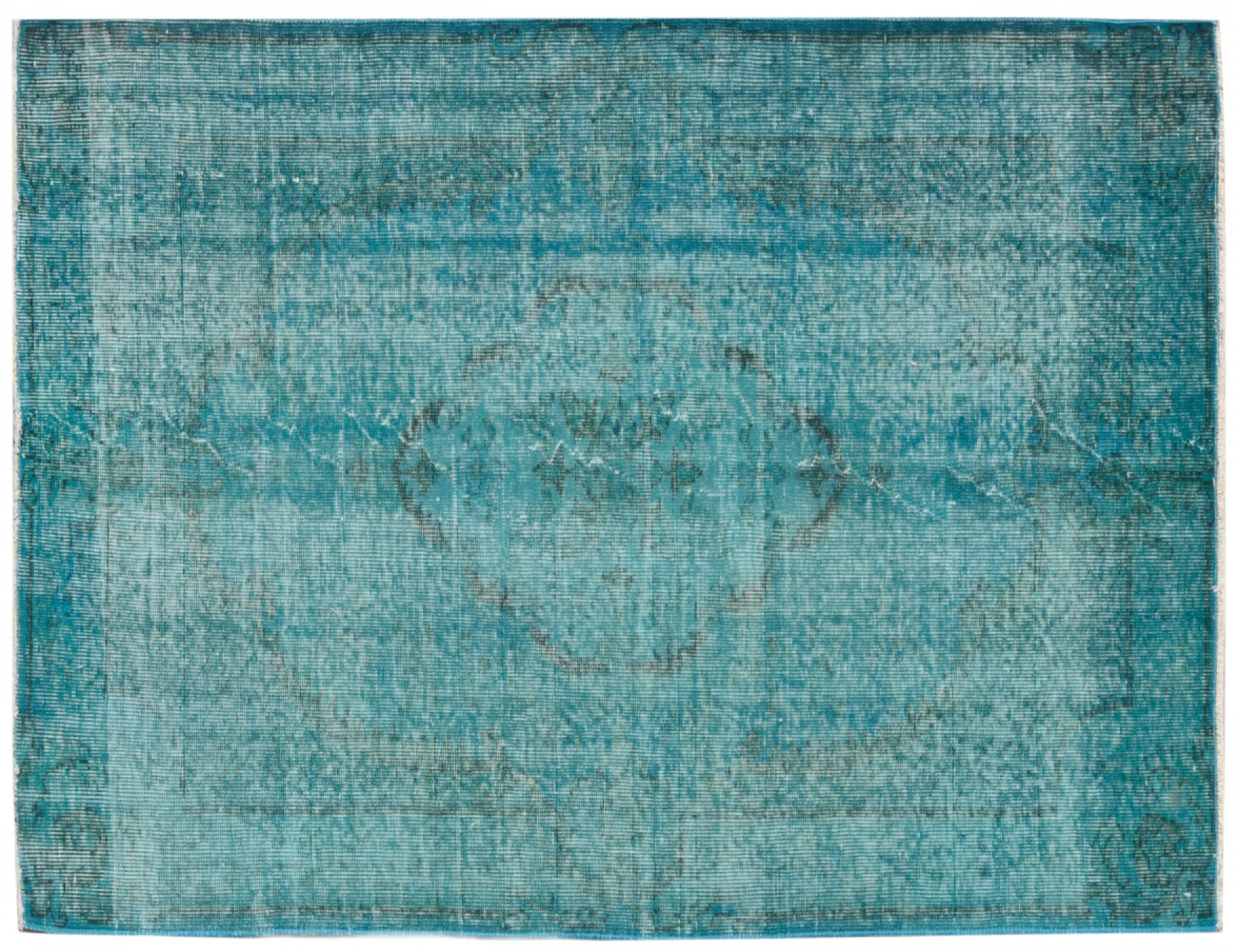 Vintage Carpet  blue <br/>197 x 114 cm